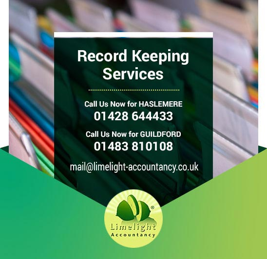 Record Keeping Services