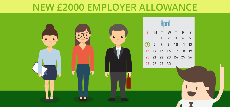 New £2000 Employer Allowance