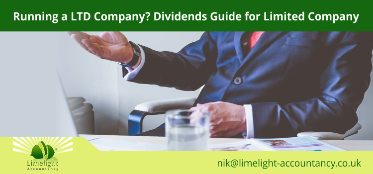 Dividends Guide for Limited Company