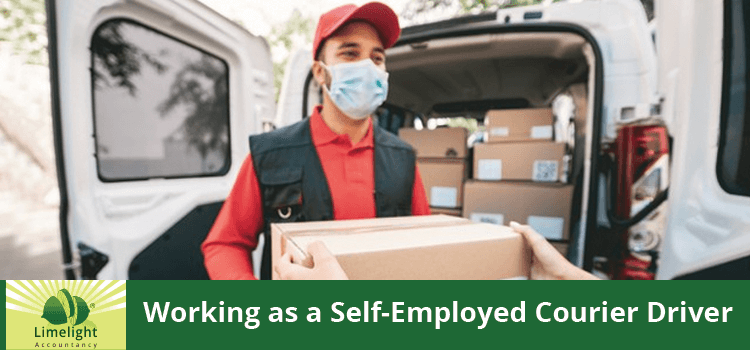 Becoming a Self-Employed Courier Driver